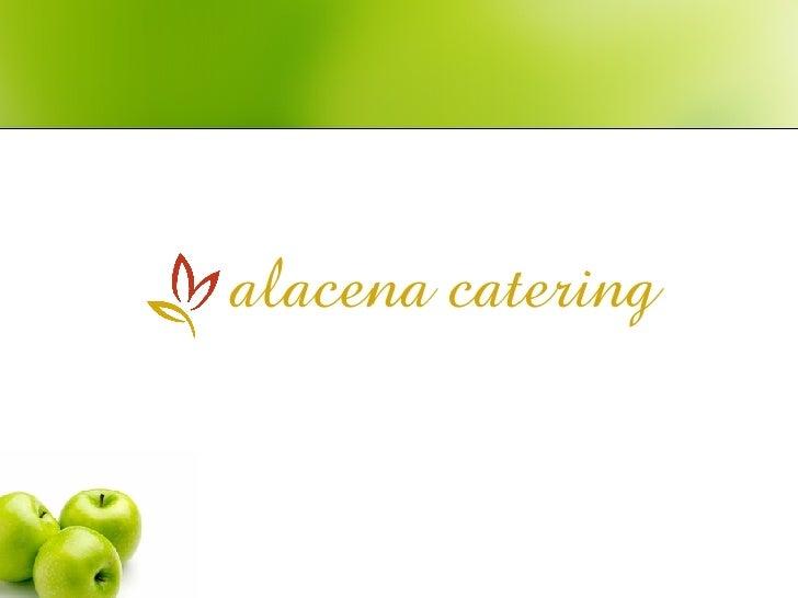 alacenacatering.com