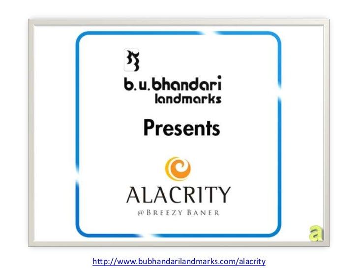 http://www.bubhandarilandmarks.com/alacrity