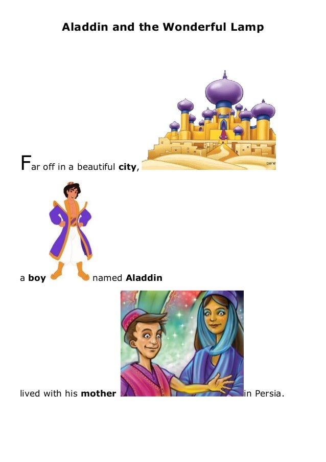 alladin essay Essays - largest database of quality sample essays and research papers on aladdin.