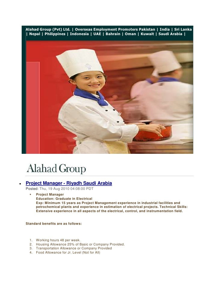 Alahad Group(Pvt) Ltd.  Overseas Employment Promoters Pakistan   India   Sri Lanka   Nepal   Philippines   Indonesia   U...