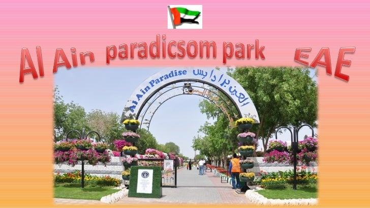Al Ain Paradise Garden/Park