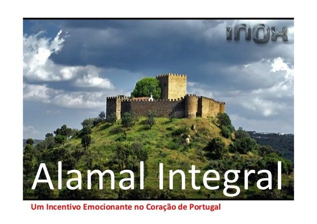 Alamal IntegralUm Incentivo Emocionante no Coração de Portugal
