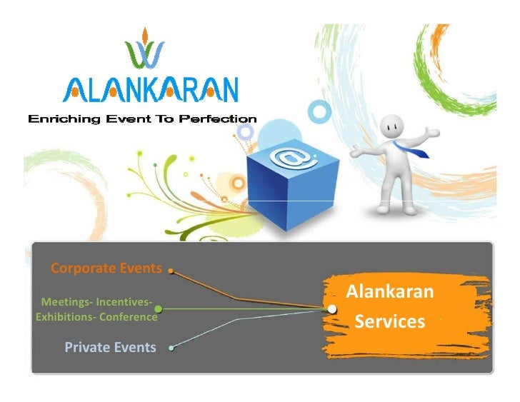 Corporate Events Meetings- Incentives-                          AlankaranExhibitions- Conference                          ...