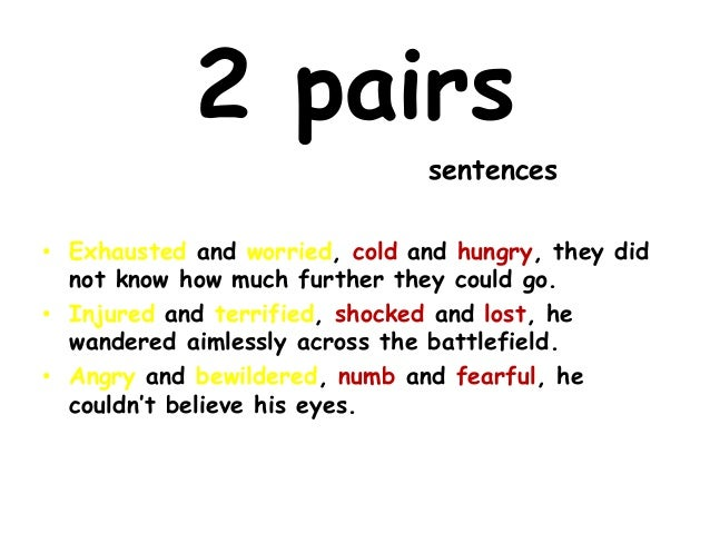 2 pair or 2 pairs