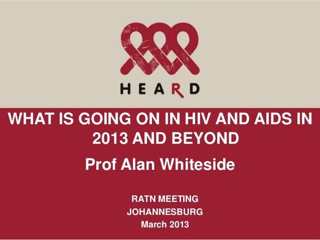 Alan whitside - HEARD