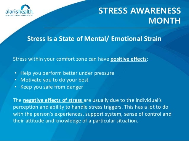 How Do You Keep Stress Under Control