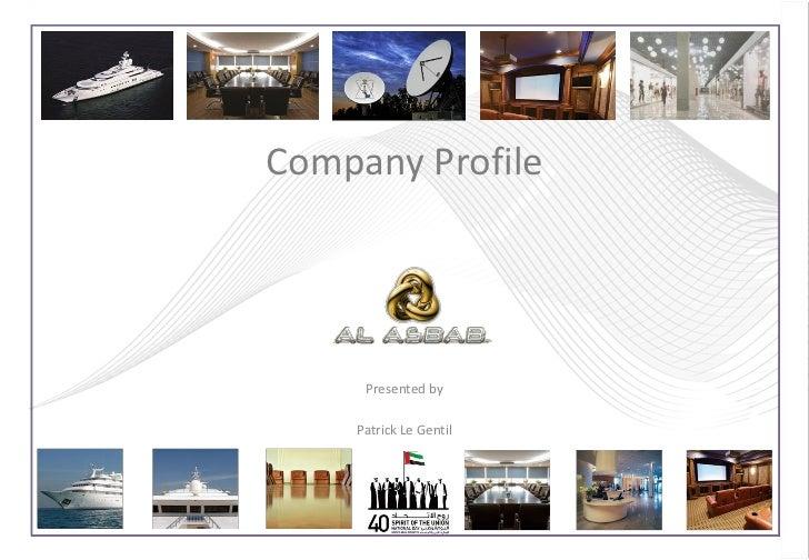 Al Asbab Profile 4