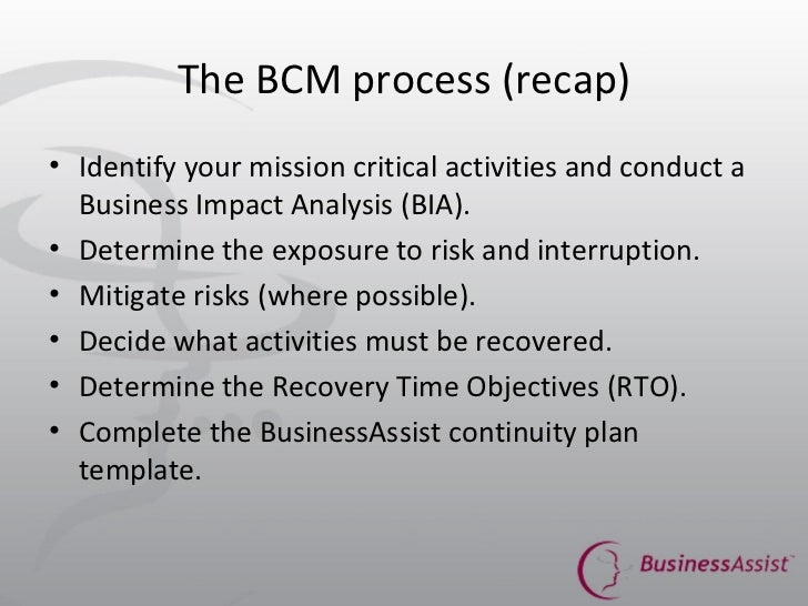 Contemporary business impact analysis template image examples business impact analysis template for banks bcmmetrics wajeb Image collections