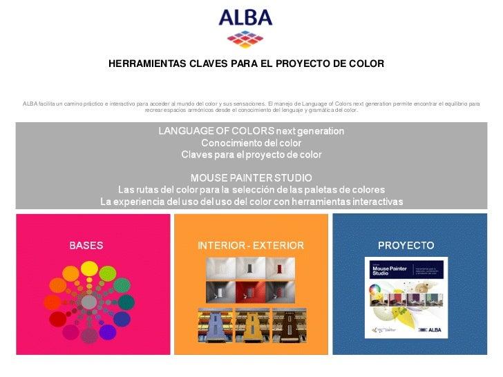 Herramientas claves para el Proyecto de Color