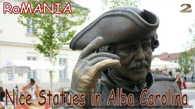 Nice Statues in Alba Carolina2