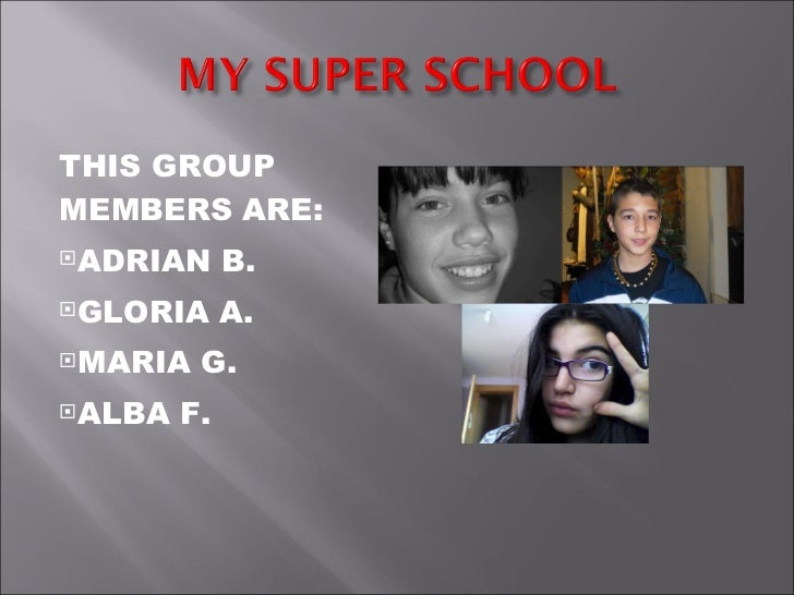 <ul><li>THIS GROUP MEMBERS ARE: </li></ul><ul><li>ADRIAN B. </li></ul><ul><li>GLORIA A. </li></ul><ul><li>MARIA G. </li></...