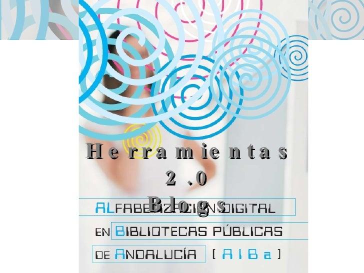 Alba Modulo02 Blogs