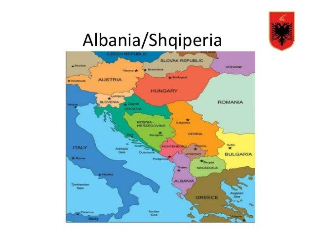 Albania/Shqiperia
