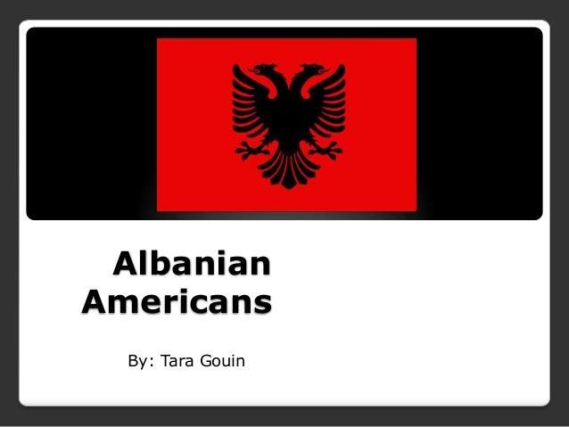 Albanian americans