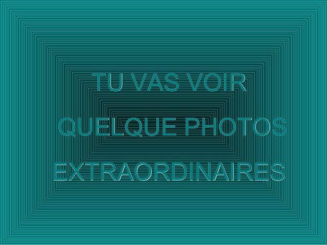 Alban photos extraordinaires