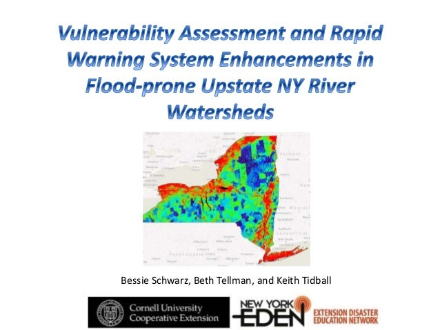 Vulnerability Assessment and Rapid Warning System Enhancements in