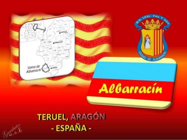 Albarracín, Teruel (Aragón, España)