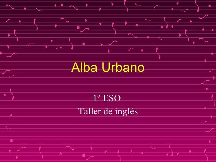 Alba's PP