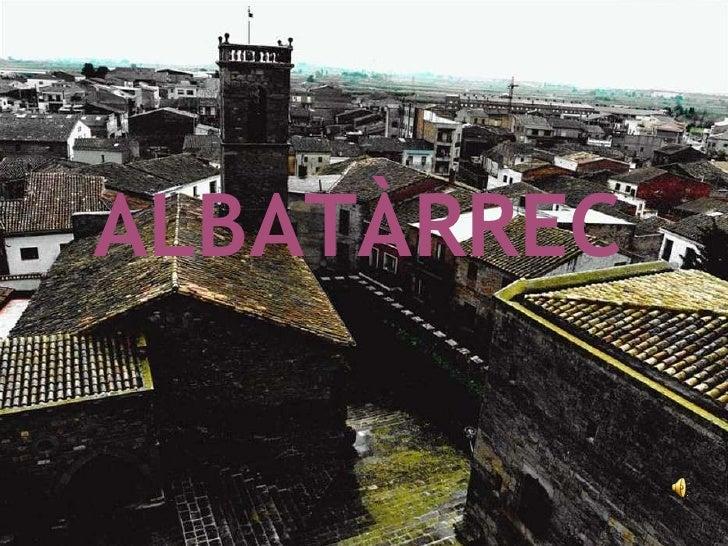 ALBATÀRREC
