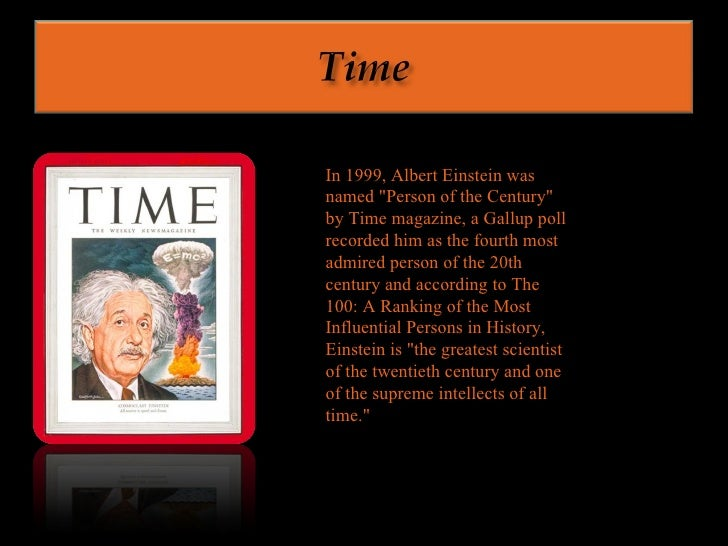 an interview with one of the greatest scientist of all time albert einstein The four biggest mistakes of einstein's scientific life  in science, as in life, you usually get things wrong over and over again before you get it right  even arguably the greatest genius .