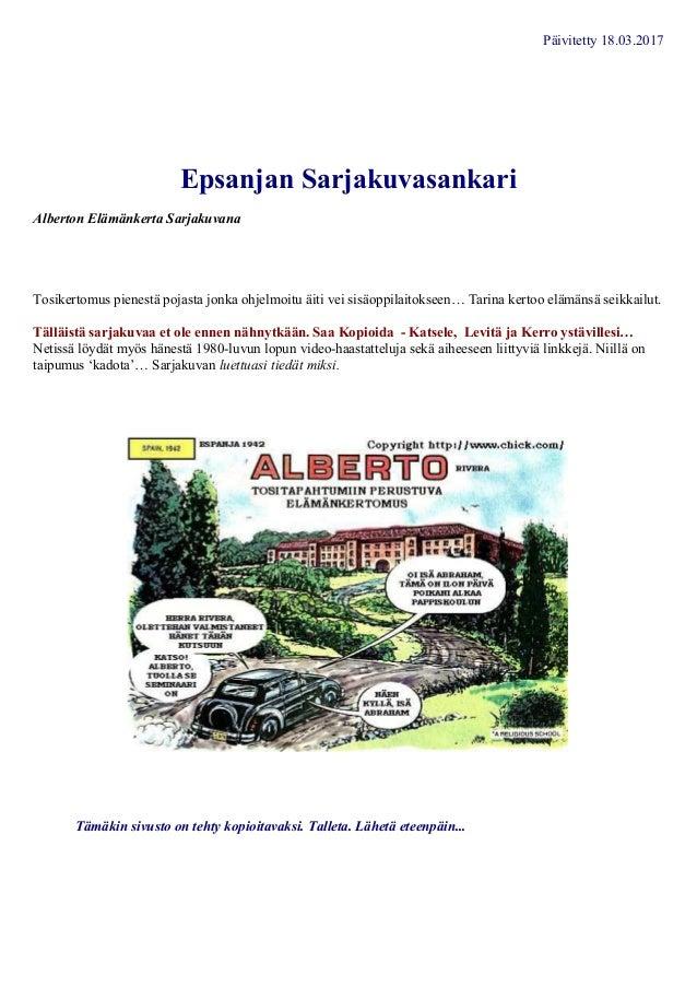 Jesuiitta Albert0 Riveran Elämänkerta - Porttokirkko