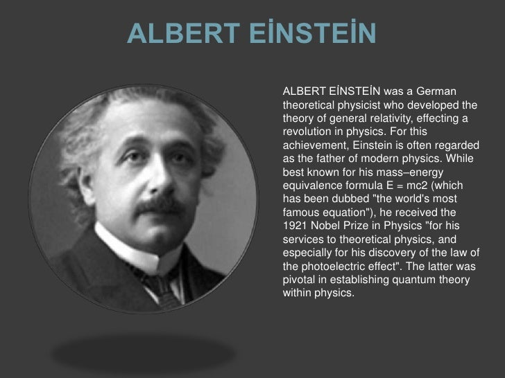 This i believe essay by albert einstein