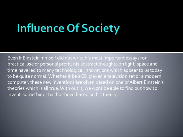 Research paper on albert einstein full download