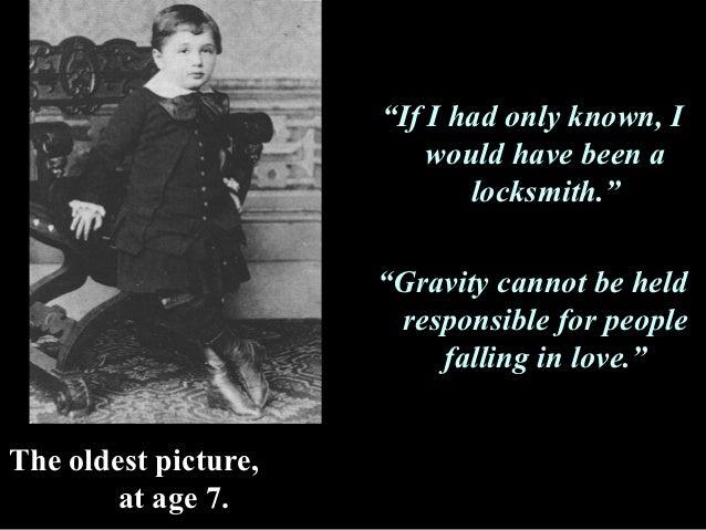 albert einstein love quotes gravitation