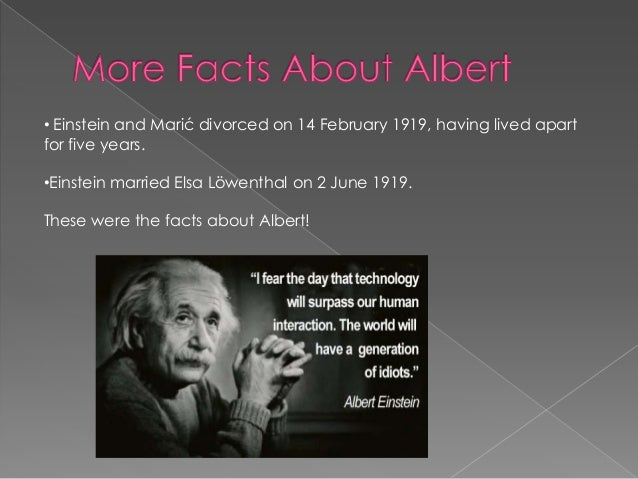 albert einstein essay Syndicate this essay in late 2017 the institution that he helped to found in the 1920s the albert einstein archives now contain some 30,000 documents.