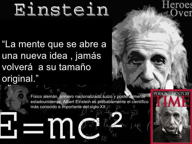 Albert Einstein, Sobre La Crisis Y Otras Citas