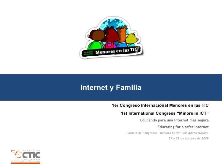 Proyecto Internet y Familia
