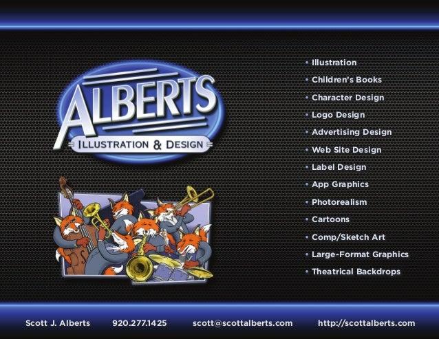 Alberts Portfolio October 2014