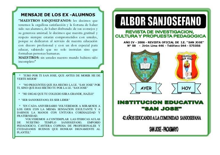 Albor 2006-8va.edicion
