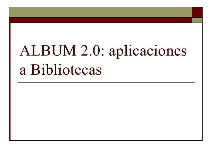Album2.0