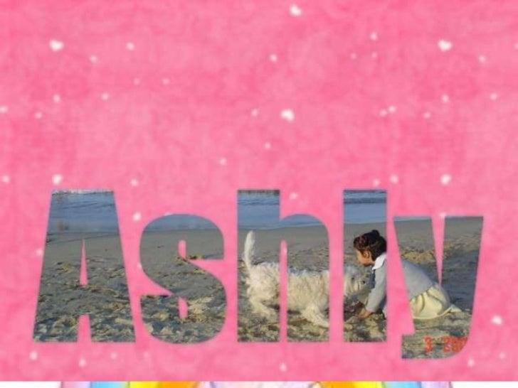 Album ashley