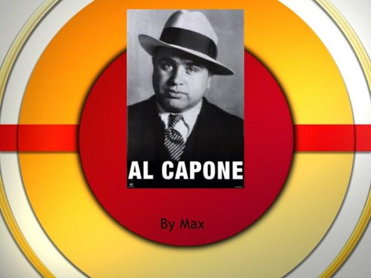 Al Capone  By Max