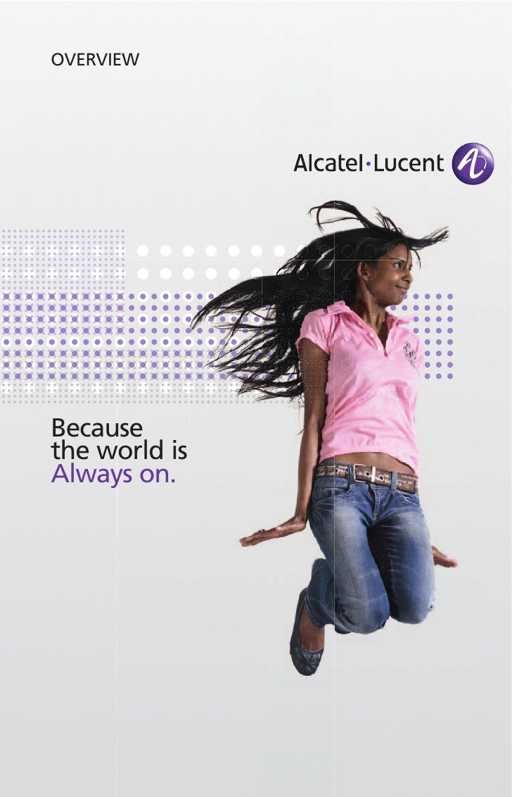 Alcatel Lucent Info