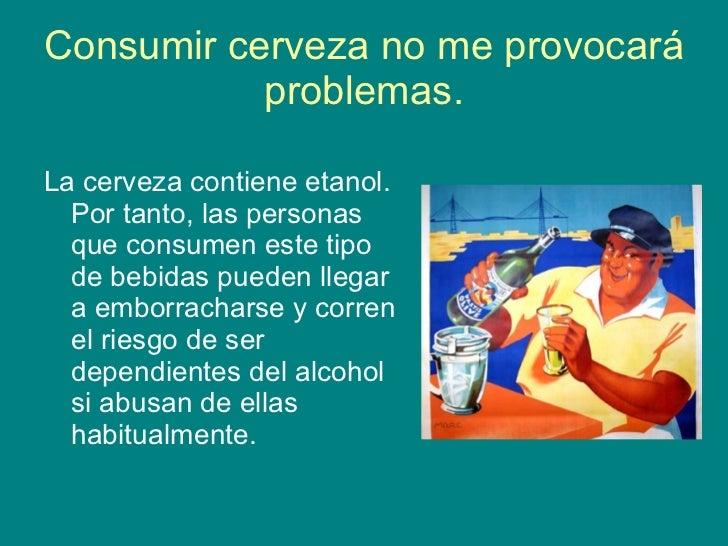 La narcomanía y el alcoholismo los adolescentes los tests