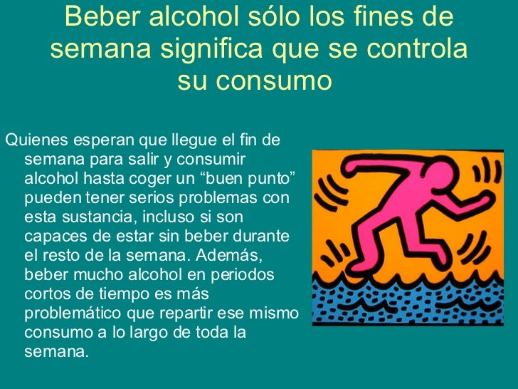 El tratamiento prolongado del alcoholismo