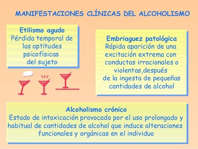Como poner al recuento el alcoholismo