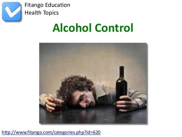 http://www.fitango.com/categories.php?id=620Fitango EducationHealth TopicsAlcohol Control