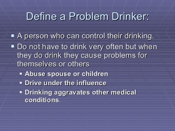 disadvantages of drinking alcohol pdf