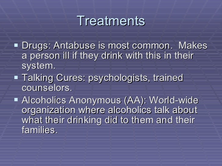Counselors For Alcoholics