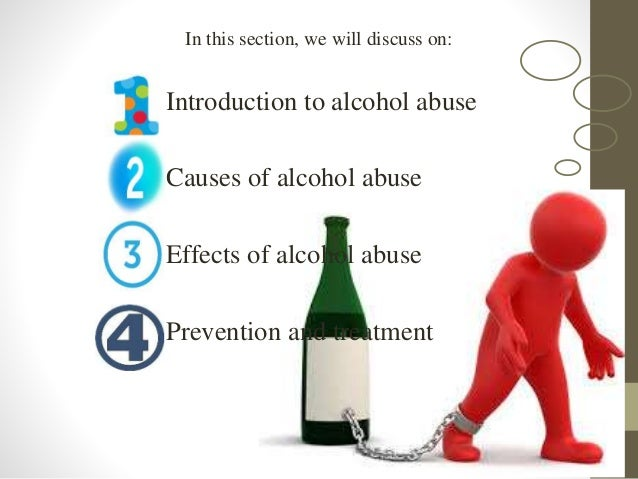 the issue of alcohol abuse and the causes of alcoholism Like other mental health issues, alcoholism causes negative emotions and changes the terms alcoholism, alcohol addiction and alcohol use disorder are often research compiled by the national institute on alcohol abuse and alcoholism consistently indicates that people drink the heaviest.