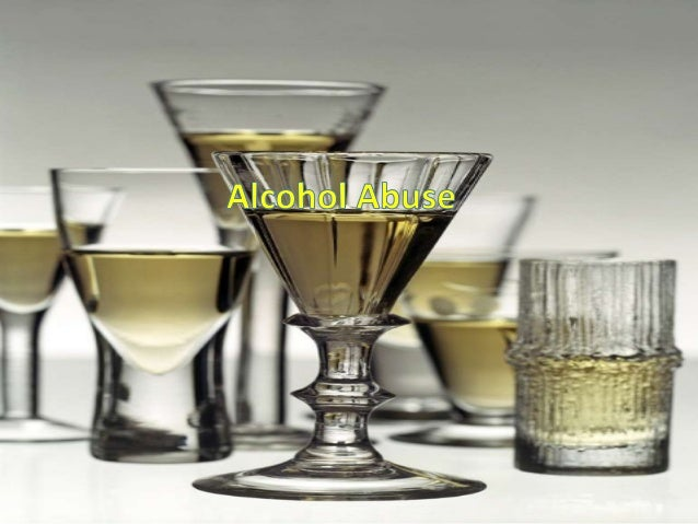 • People can get addicted to alcohol over acertain period of time.• When some people drink alcohol it makesthem feel good....