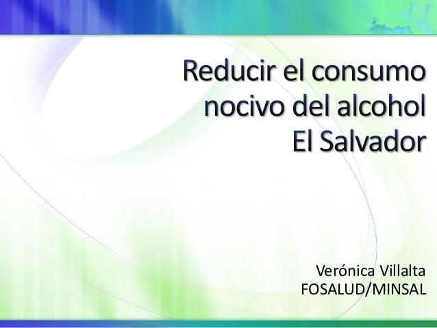 Verónica Villalta FOSALUD/MINSAL
