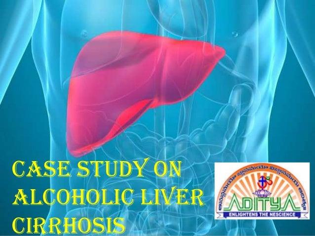 Cirrhosis case study pdf