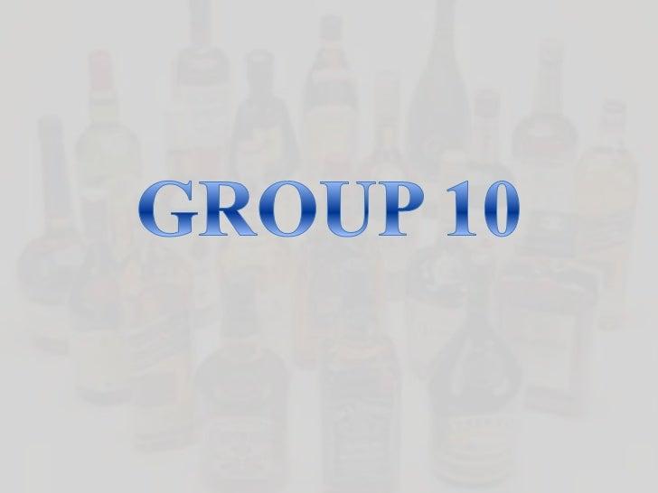 Alcoholism group 10