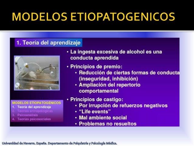 El guión de la profiláctica del alcoholismo a los adolescentes