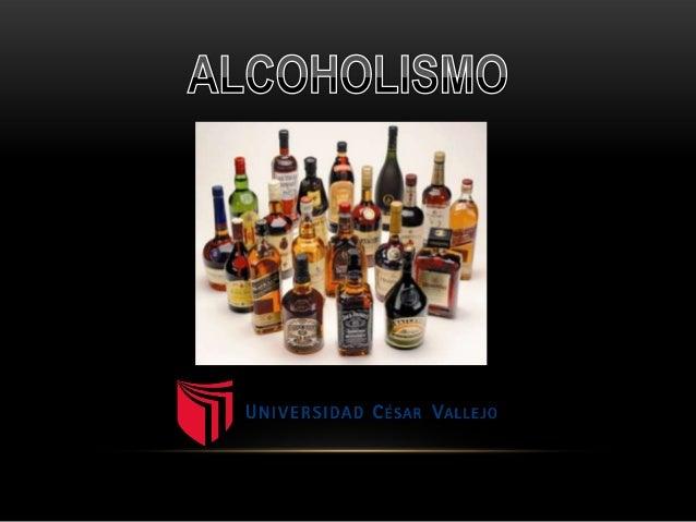 • Es una enfermedad que consiste en padecer una fuerte necesidad de ingerir alcohol (licor), de forma que existe una depen...